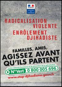 campagne radicalisation violente