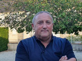 Samuel Dumas, élu maire en 2020 de Saint Loup Hors